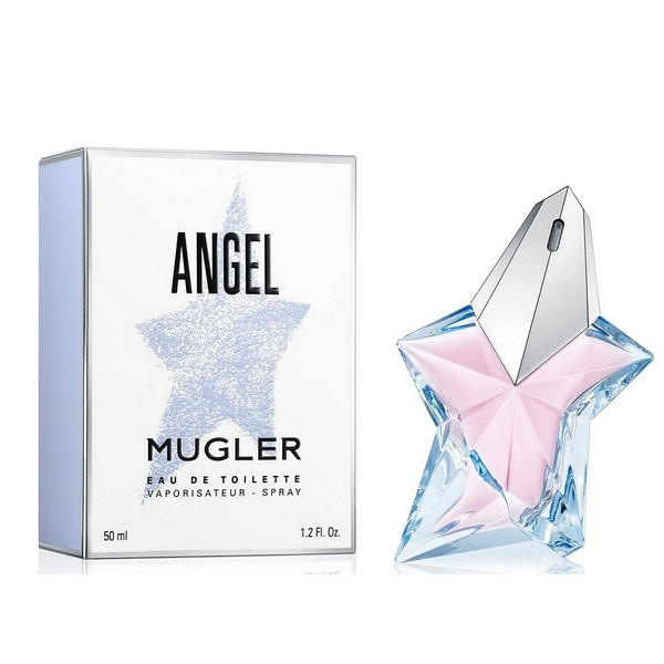 Thierry Mugler Angel 2019 EDT 50ml spray (refillable)