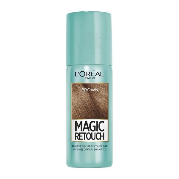 L'Oreal Magic Retouch Instant Root Concealer Spray 75ml 03 Brown