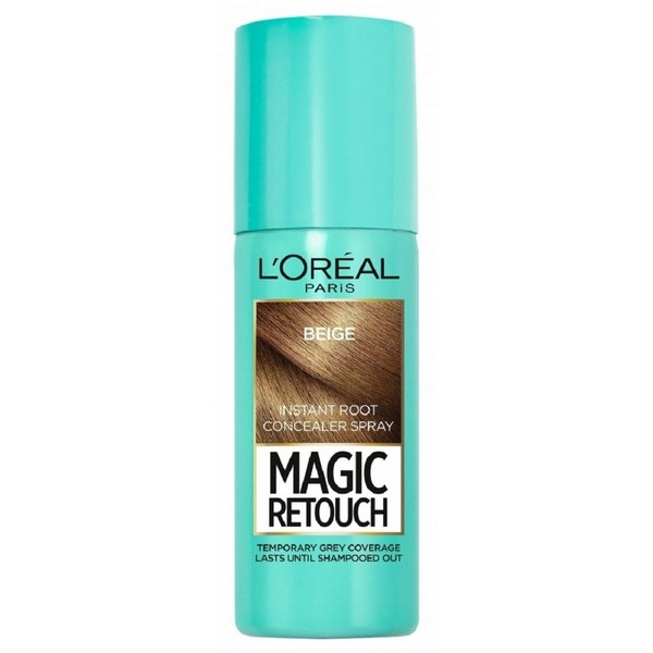 L'Oreal Magic Retouch Instant Root Concealer Spray 75ml 04 Beige