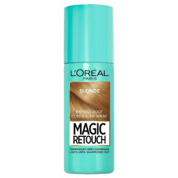 L'Oreal Magic Retouch Instant Root Concealer Spray 75ml 05 Blonde