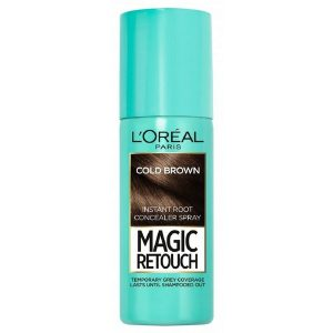 L'Oreal Magic Retouch Instant Root Concealer Spray 75ml 07 Cold Brown