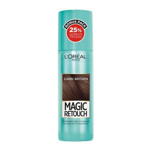 L'Oreal Magic Retouch Instant Root Concealer Spray 100ml Dark Brown