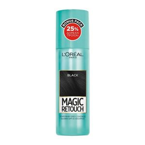 L'Oreal Magic Retouch Instant Root Concealer Spray 100ml Black