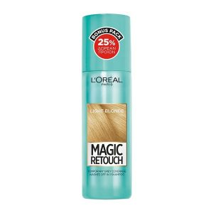 L'Oreal Magic Retouch Instant Root Concealer Spray 100ml Light Blonde