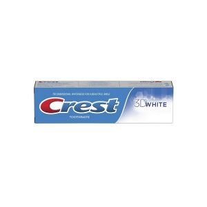 Crest 3D White Toothpaste 100ml