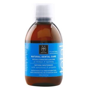 Apivita Natural Dental Care Mouthwash 250ml