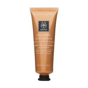 Apivita Apricot Gentle Exfoliating Face Scrub 50ml