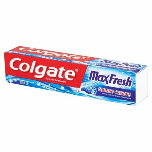 Colgate Max Fresh Cool Mint Toothpaste 125ml