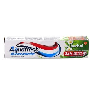 Aquafresh All Herbal Toothpaste 100ml