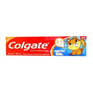 Colgate Junior Strawberry Toothpaste 2-5 years 50ml