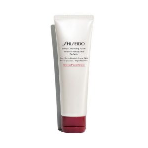 Shiseido Deep Cleansing Foam For Oily To Blemish-Prone Skin 125ml