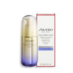 Shiseido Vital Perfection Uplifting And Firming SPF30 Day Emulsion 75ml