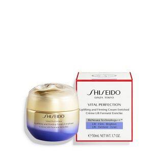 Shiseido Vital Perfection Uplifting And Firming Enriched Cream 50ml