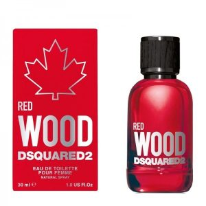 Dsquared2 Red Wood For Her EDT 30ml spray