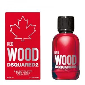 Dsquared2 Red Wood For Her EDT 50ml spray