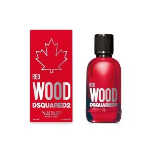 Dsquared2 Red Wood For Her EDT 100ml spray