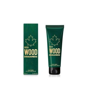 Dsquared2 Green Wood For Him Perfumed After Shave Balm 100ml