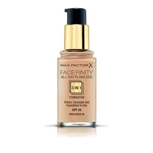 Max Factor Facefinity All Day Flawless 3 In 1 SPF20 Foundation 30ml