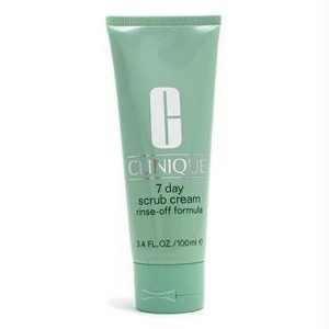 Clinique 7 day scrub cream 100ml