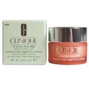 Clinique All about eyes rich crème 15ml