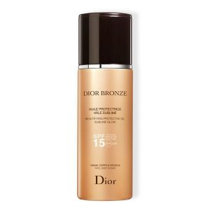 Dior Bronze Sublime Glow SPF15 protective Oil 125ml