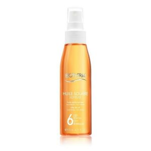 Biotherm Huile Solaire spf6 water resistant 125ml