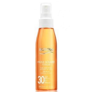 Biotherm Huile Solaire spf30 water resistant 125ml