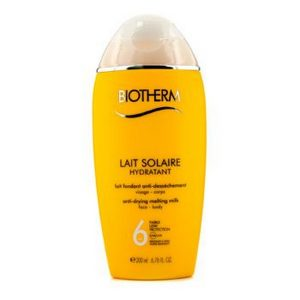 Biotherm Lait solaire spf6 face&body 200ml