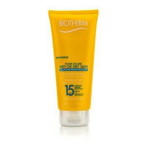 Biotherm fluide solaire spf15 wet or dry skin 200ml