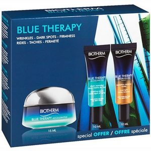 Biotherm Blue Therapy accelerated cream set (cr50+ser10)