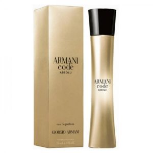 Armani Code Absolu EDP 75ml spray