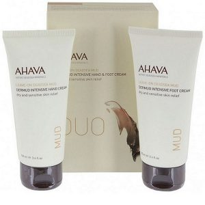 Ahava Duo Mud hand+foot woman set (cr100+cr100)