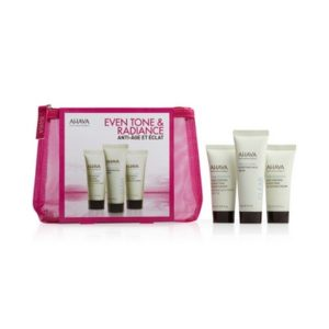 Ahava even tone&radiance 2015 kit