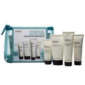 Ahava essential moisture 2015 kit