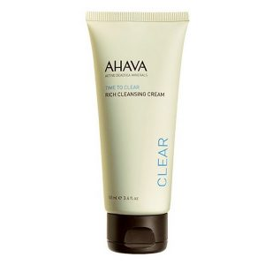 Ahava Time to Clear rich cleansing crème 100ml